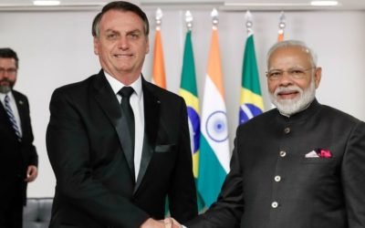 The Brazil- India Bilateral Relationship and avenues for cooperation